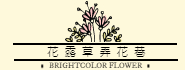 花露草弄花巷 Brightcolor Flower